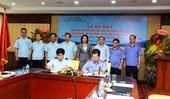 Ký Quy định phối hợp giữa Vụ 3 - VKSND tối cao với Cục Điều tra chống buôn lậu, Tổng cục Hải quan