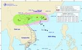 Thời tiết 14 8 Bão số 4 đang mạnh thêm, hướng vào vùng biển Quảng Ninh - Nam Định