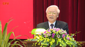 Khai giảng lớp bồi dưỡng, cập nhật kiến thức đối với các Ủy viên Trung ương Đảng