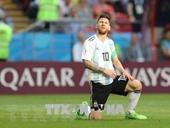 Lionel Messi lại tạm thời chia tay đội tuyển quốc gia Argentina