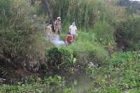 Đi câu cá, phát hiện thi thể nam giới đang phân hủy
