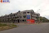 Khu đô thị dự án HUD tại Hà Tĩnh Xây dựng sai quy hoạch, chủ đầu tư đổ lỗi cho khách hàng