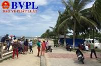 Hoảng hồn phát hiện thi thể trôi nổi trên Vịnh Đà Nẵng