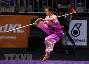 ASIAD 2018  Niềm hy vọng vàng môn Wushu Dương Thúy Vi xuất trận