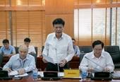 Hội nghị chuyên đề xây dựng văn bản quy phạm pháp luật thuộc lĩnh vực tổ chức cán bộ