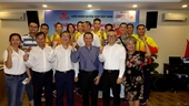 Tập đoàn Tân Hiệp Phát treo thưởng hấp dẫn cho võ sĩ đoạt huy chương boxing ở Asiad 2018