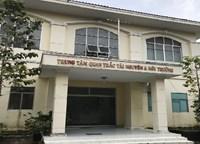 Hủy quyết định kỷ luật đảng nguyên Giám đốc Trung tâm Quan trắc Tài nguyên Môi trường tỉnh Sóc Trăng