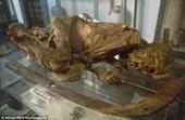 Phát hiện chấn động chưa từng biết về xác ướp Ai Cập