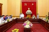 Cần sớm kiện toàn Đảng ủy Công an Trung ương nhiệm kỳ 2015 - 2020