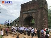 Công bố dấu tích nền móng kiến trúc di tích Hải Vân Quan