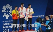 ASIAD 2018 Nguyễn Huy Hoàng giành HCB lịch sử cho bơi Việt Nam