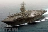 Mỹ hồi sinh hạm đội hải quân then chốt thời Chiến tranh Lạnh