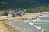 Tạm dừng thi công dự án du lịch Năm Sao nghi lấn biển Đại Lãnh