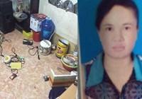Sau cuộc nhậu, vợ cầm dao đâm chết chồng hờ
