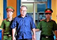 Kháng nghị không áp dụng hình phạt tù cho hưởng án treo đối với 4 bị cáo trong vụ án Phạm Công Danh