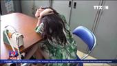 Clip Đường dây Á hậu, diễn viên bán dâm bị bắt tại cơ quan công an
