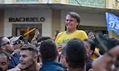 Ứng cử viên tổng thống Brazil bị đâm trọng thương tại buổi vận động tranh cử