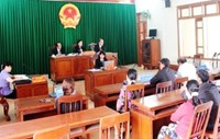 Hội đồng Thẩm phán TAND tối cao ban hành 33 biểu mẫu trong giải quyết việc dân sự