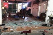 Kinh hoàng trước vụ nổ súng trong đêm tại TP Hòa Bình