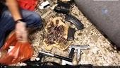 Cảnh sát Hà Nội bắt ông trùm ma túy thủ nhiều súng, đạn