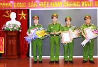 Thiếu tướng Đoàn Việt Mạnh giữ chức Cục trưởng Cục Cảnh sát PCCC  CNCH