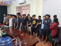 Bộ Công an bắt sới bạc quy mô khủng tại TP Hồ Chí Minh