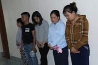 Hà Tĩnh  Cất vó chuyên án LĐ15691, bắt giữ nhiều đối tượng ghi lô đề