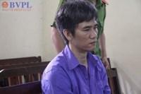Tuyên phạt án tử hình kẻ giết người tình và cướp tài sản