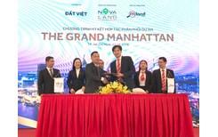 MLAND, TATILAND, MGLAND trở thành đại lý phân phối chính thức dự án The Grand Manhattan – trung tâm Quận 1 TP HCM