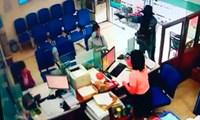 Nghi phạm cướp 1 tỷ đồng tại ngân hàng ở Tiền Giang đã bị bắt
