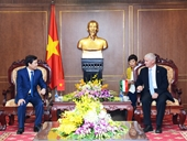 Tăng cường quan hệ hợp tác hữu nghị truyền thống giữa Viện kiểm sát tối cao hai nước Việt Nam - Hungary