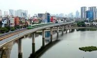 Chạy thử 5 đoàn tàu tuyến đường sắt Cát Linh - Hà Đông vào ngày 20 9