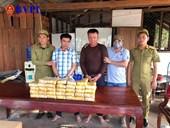 Quảng Trị Bắt vụ vận chuyển ma túy tổng hợp lớn nhất cả nước