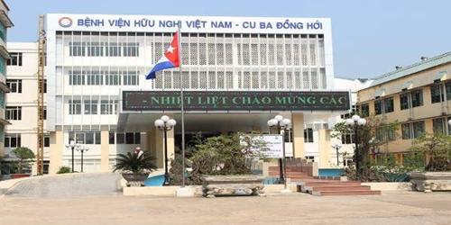 ... Nhưng bệnh viện Việt Nam - Cu Ba Đồng Hới lại không bị xử phạt