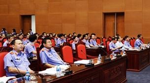 Tập huấn công tác thực hành quyền công tố, kiểm sát hoạt động tư pháp đối với các vụ án tham nhũng, chức vụ