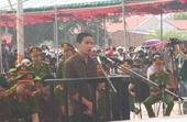 Vụ thảm sát 6 người ở Bình Phước Thi hành án tử hình Vũ Văn Tiến