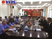 Đoàn đại biểu Viện kiểm sát tối cao Hungary thăm và làm việc với VKSND tỉnh Thừa Thiên – Huế