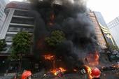 Người đứng đầu phải chịu trách nhiệm nếu để xảy ra cháy, nổ lớn, gây thiệt hại nghiêm trọng