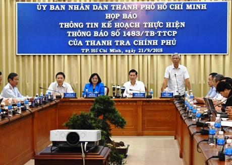 Sai phạm ở Thủ Thiêm UBND TP Hồ Chí Minh xin lỗi dân và sẽ sửa sai