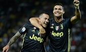 C Ronaldo sắm vai người hùng, Juventus thắng chật vật tí hon