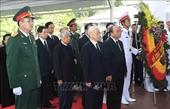 Cử hành trọng thể lễ tang Chủ tịch nước Trần Đại Quang