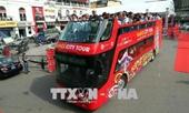 Hà Nội mở thêm tuyến xe buýt du lịch hai tầng đúng ngày Giải phóng Thủ đô 10 10