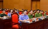 Tổng kết và triển khai xây dựng Quy chế phối hợp giữa Vụ 8 - VKSND tối cao và Cục 10, Cục 11- Bộ Công an
