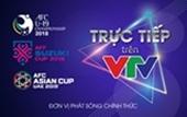 VTV đã có bản quyền 3 giải bóng đá lớn