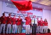 Asian Para Games 2018 Đoàn thể thao người khuyết tật Việt Nam đến Indonesia