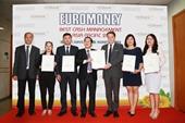 HDBank – Ngân hàng có dịch vụ quản lý tiền mặt tốt nhất Châu Á, Thái Bình Dương năm 2018