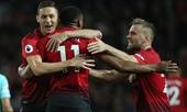 M U ngược dòng giành chiến thắng ngoạn mục tại Old Trafford