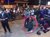 """Bắt đối tượng """"cướp giật"""" túi xách khiến bà bầu ngã xuống đường bị đa chấn thương"""