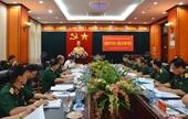UBKT Quân ủy Trung ương kỷ luật 1 tổ chức đảng và 14 đảng viên vi phạm