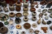 Có bằng đại học chuyên ngành mới được cấp chứng chỉ hành nghề mua bán cổ vật